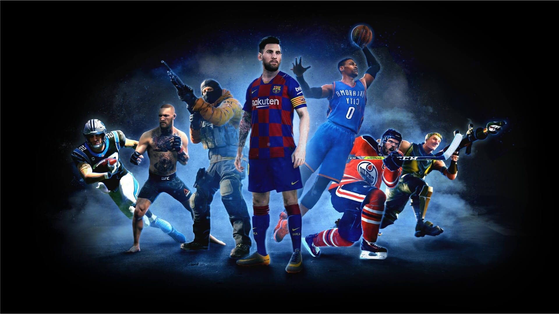 Sports Games Banner