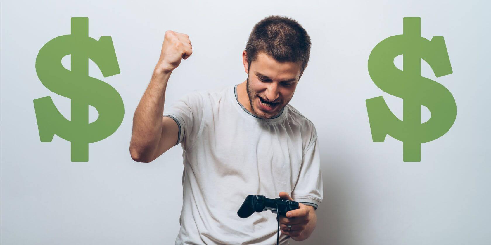 Make Money Gaming on Sites