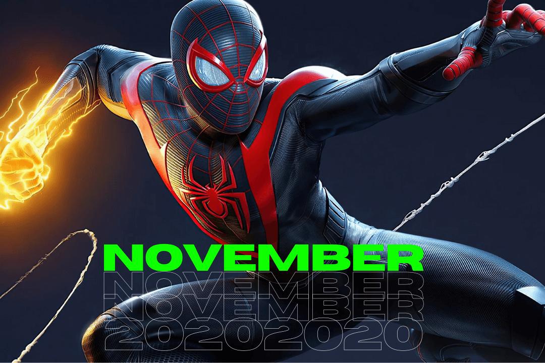 November in Gaming