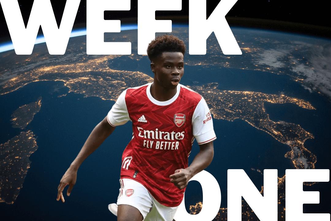 WEEK 1, Tournament #2