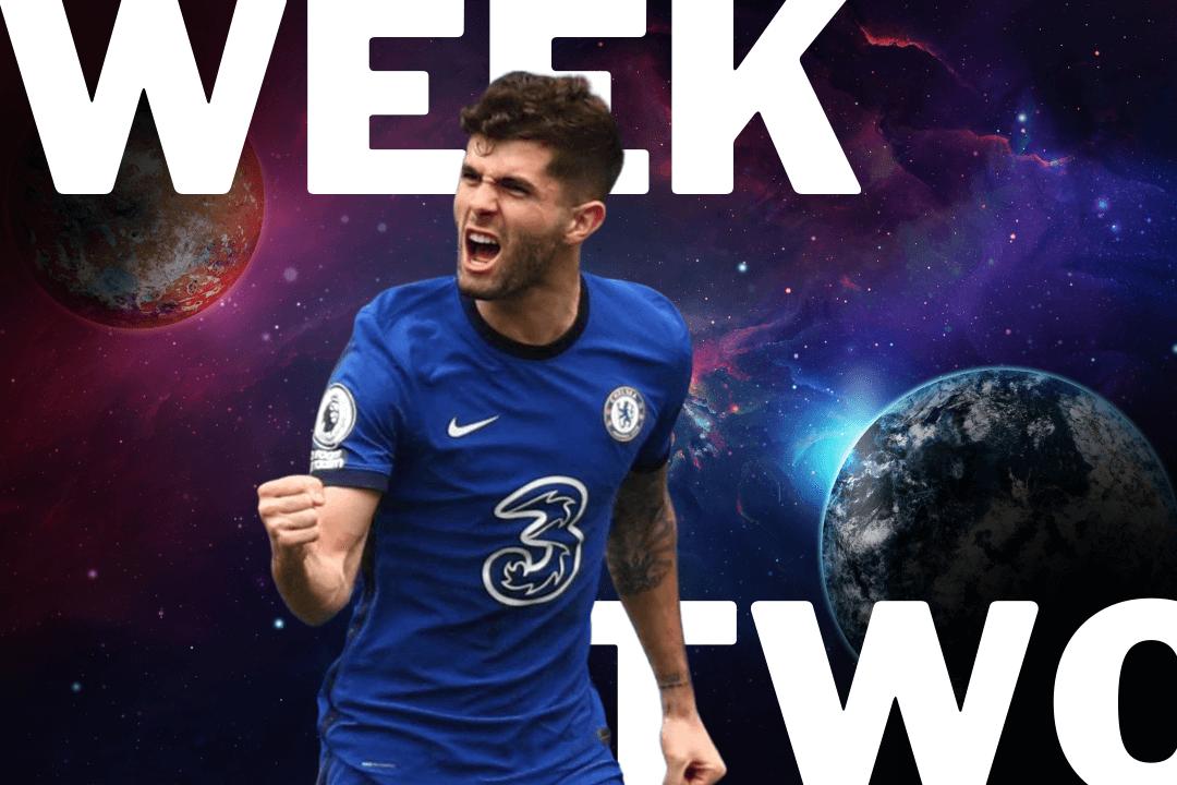 WEEK 2, Tournament #2